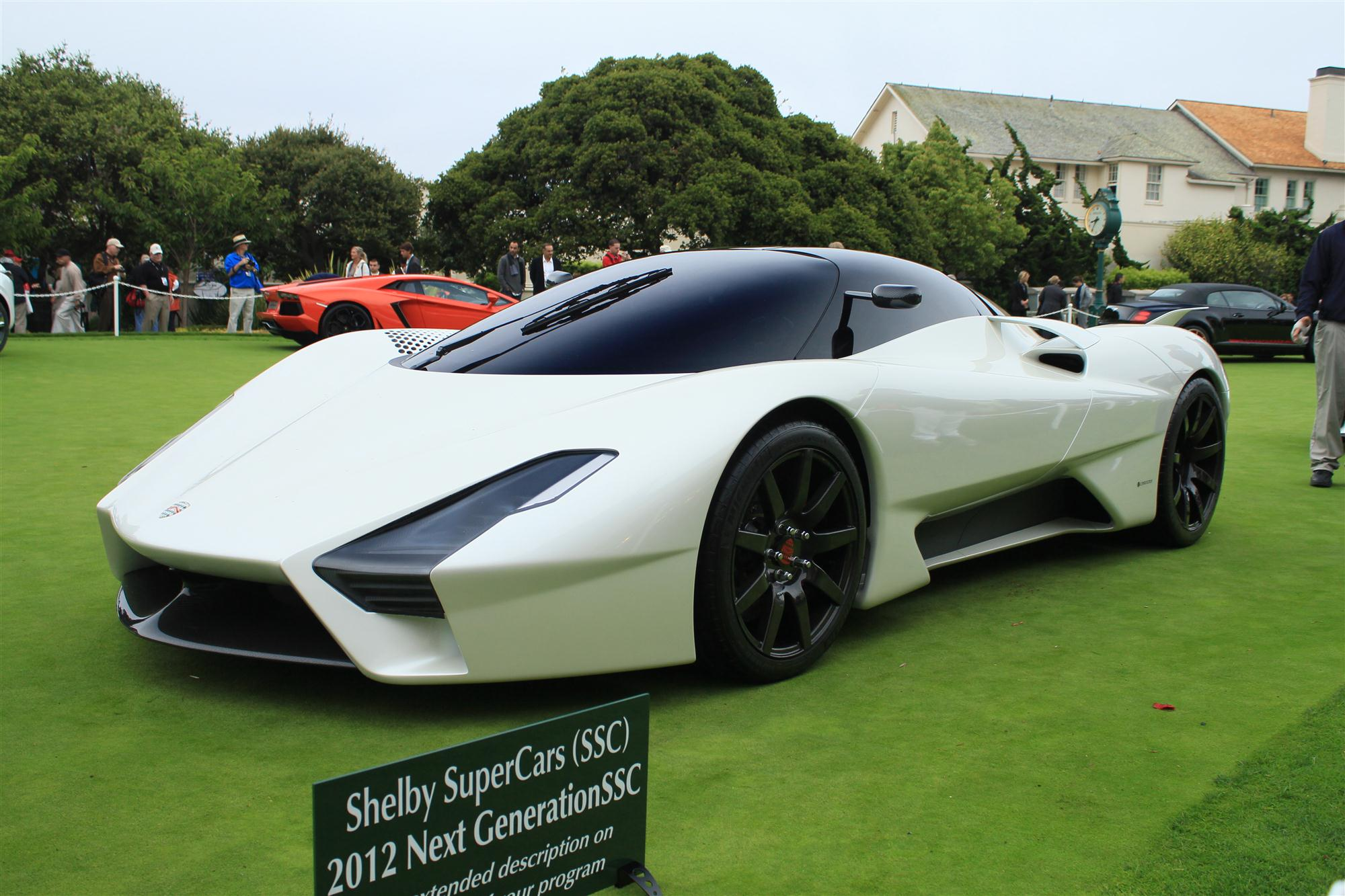 Shelby supercars photo - 1