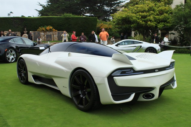 Shelby supercars photo - 7