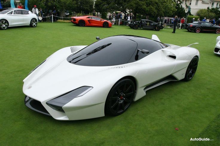 Shelby supercars photo - 8