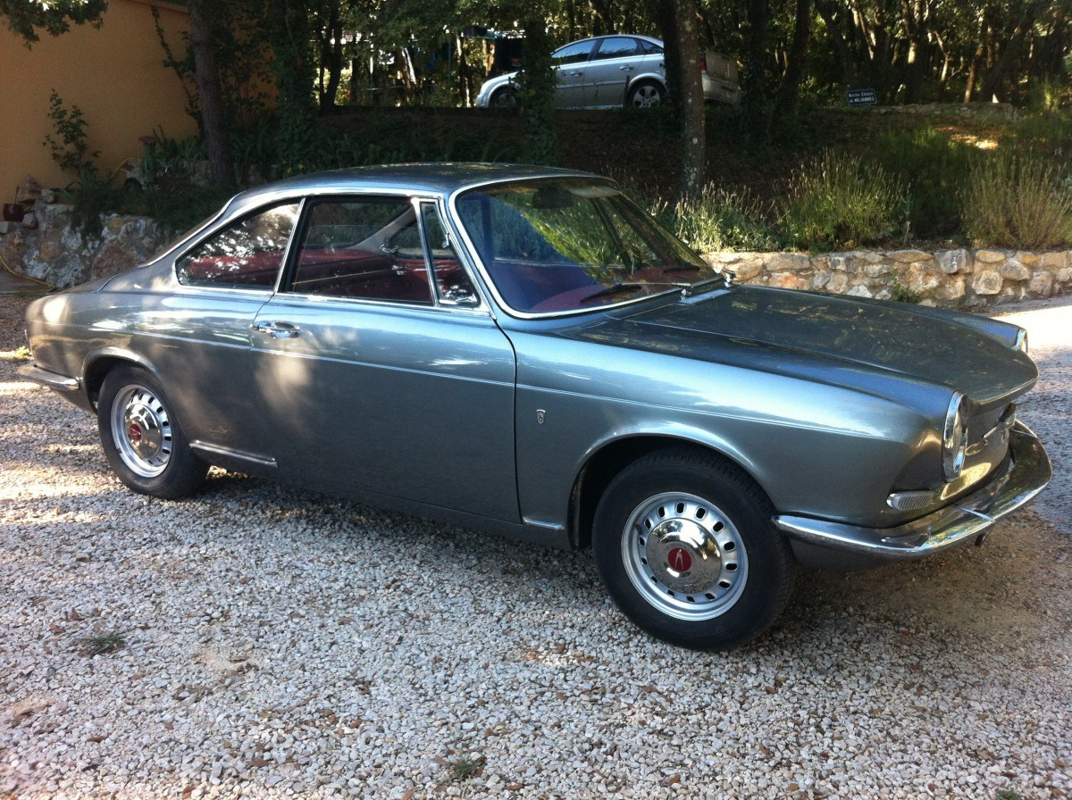 Simca coupé photo - 5