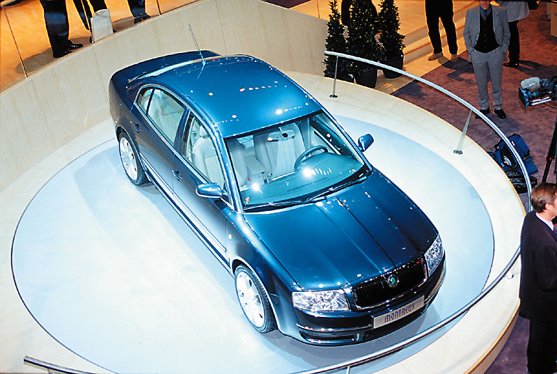 Skoda montreux photo - 10