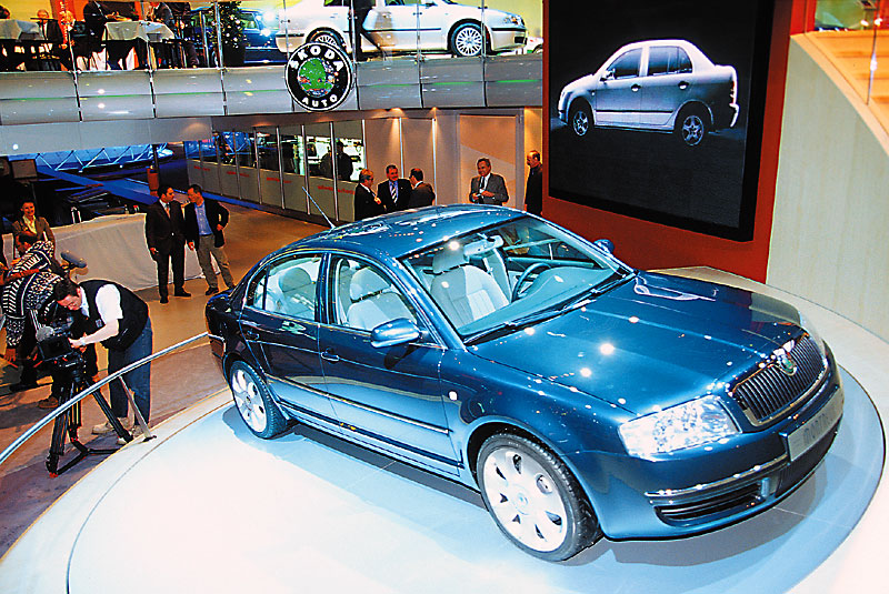 Skoda montreux photo - 6