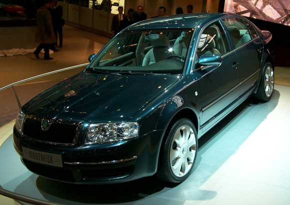 Skoda montreux photo - 9