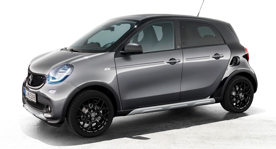 Smart forfour photo - 3