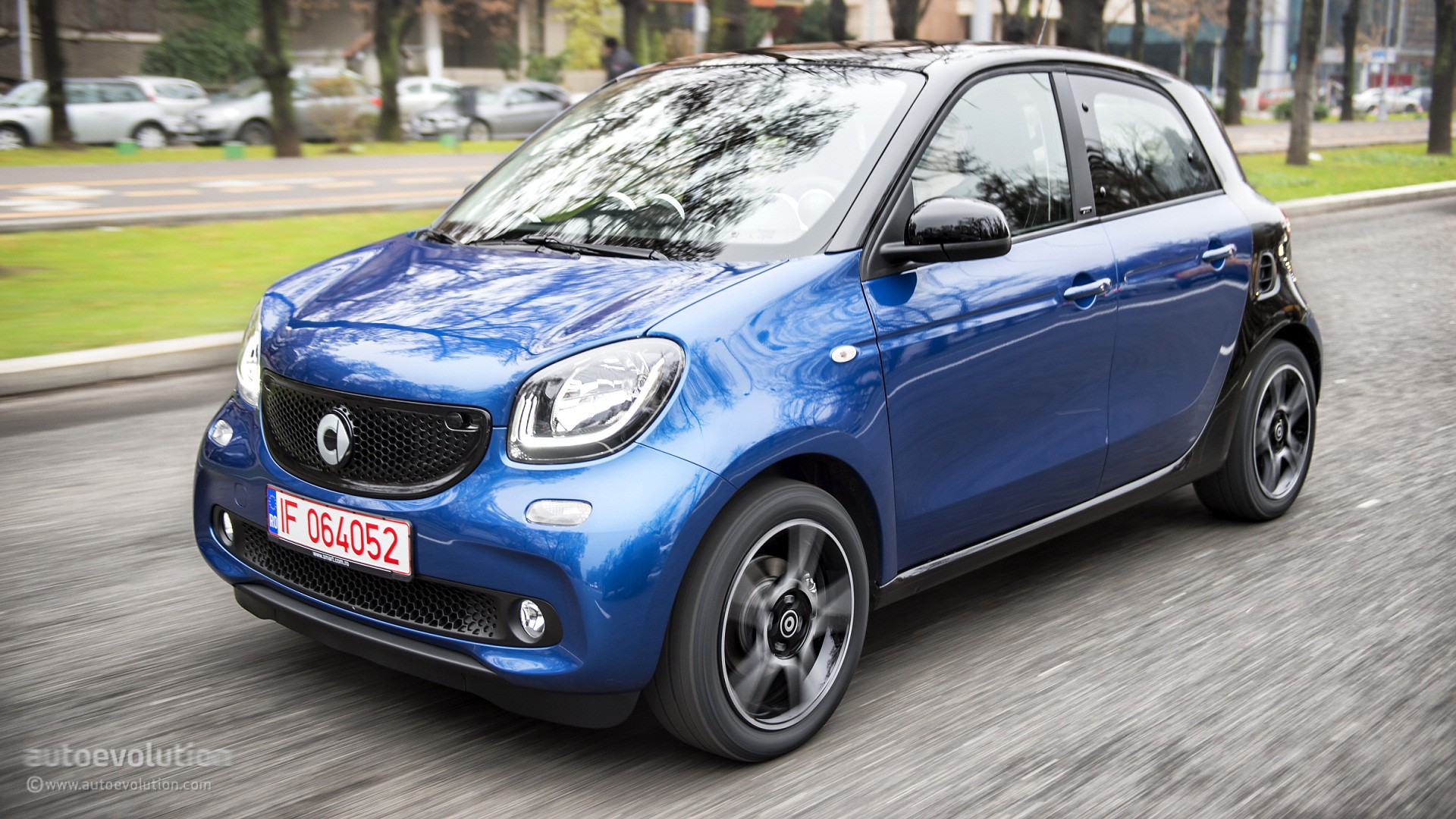 Smart forfour photo - 5