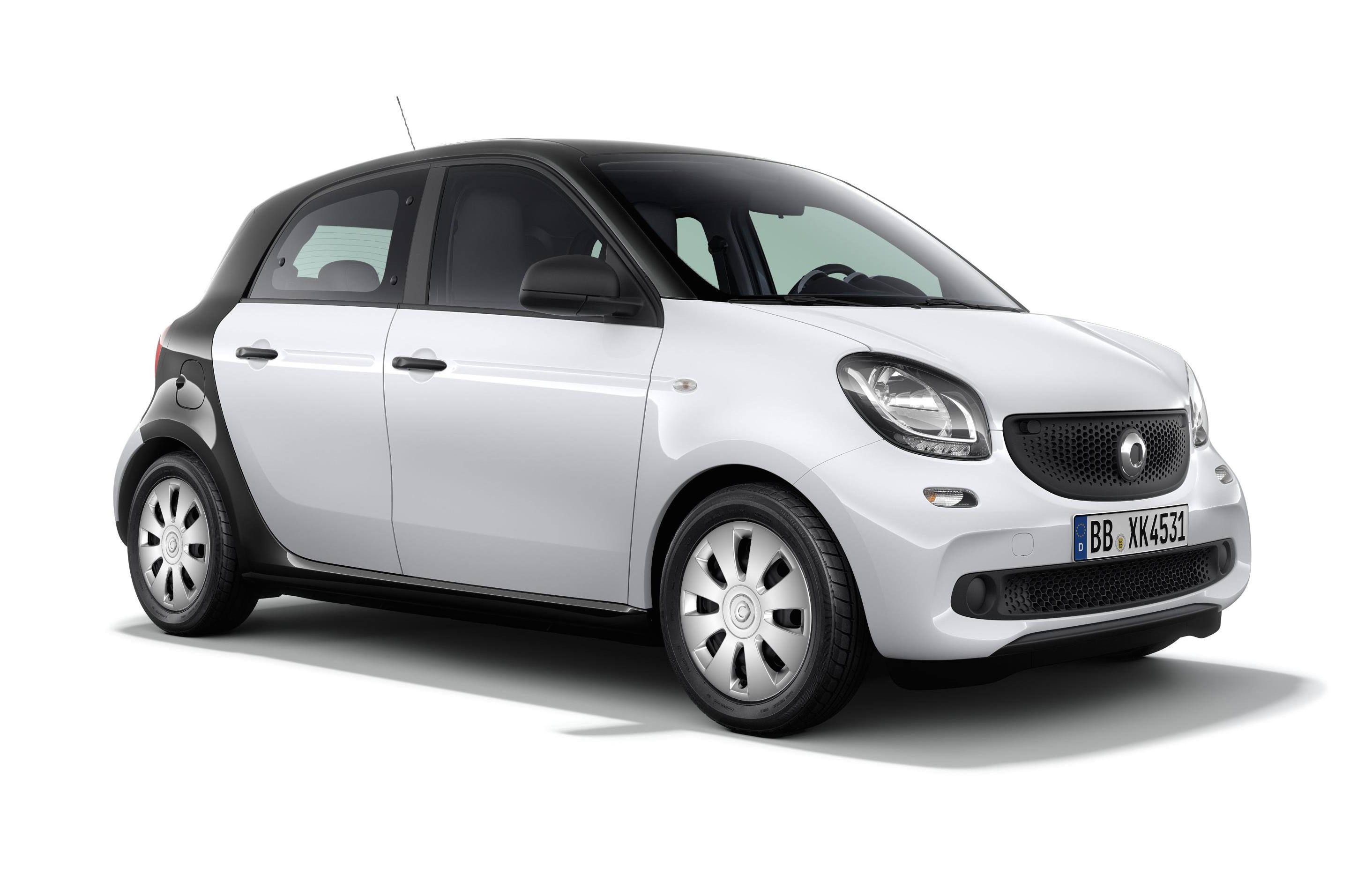 Smart forfour photo - 7