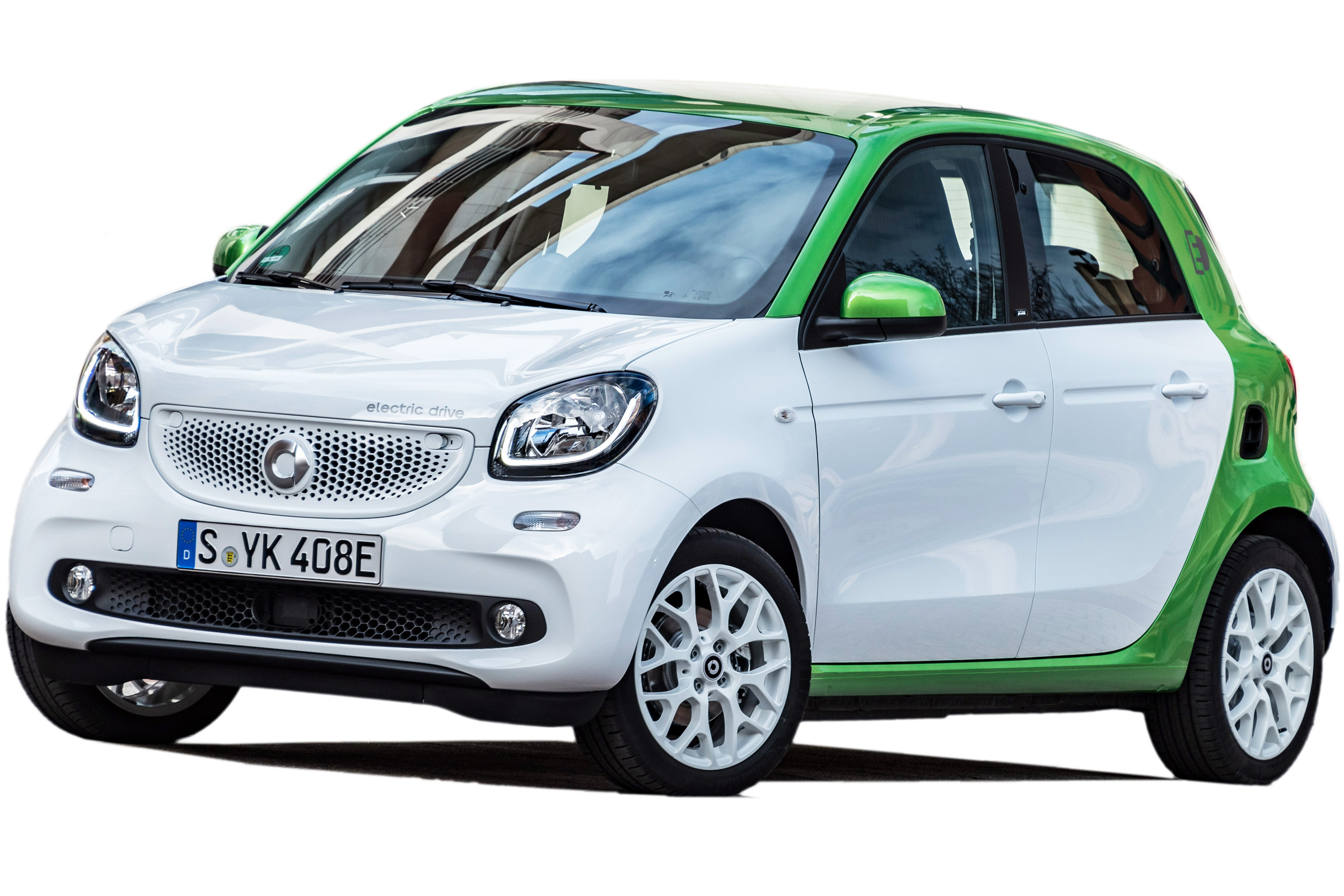 Smart forfour photo - 8
