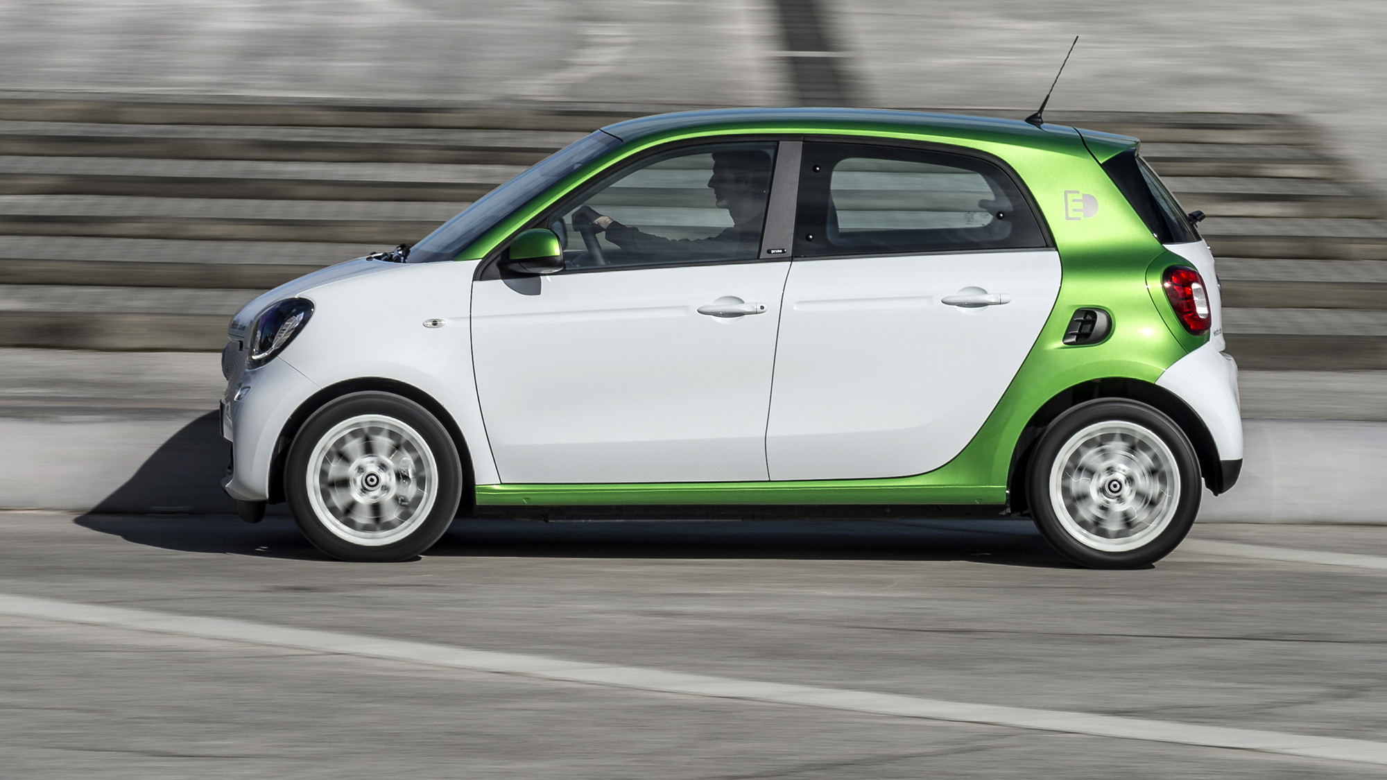 Smart forfour photo - 9