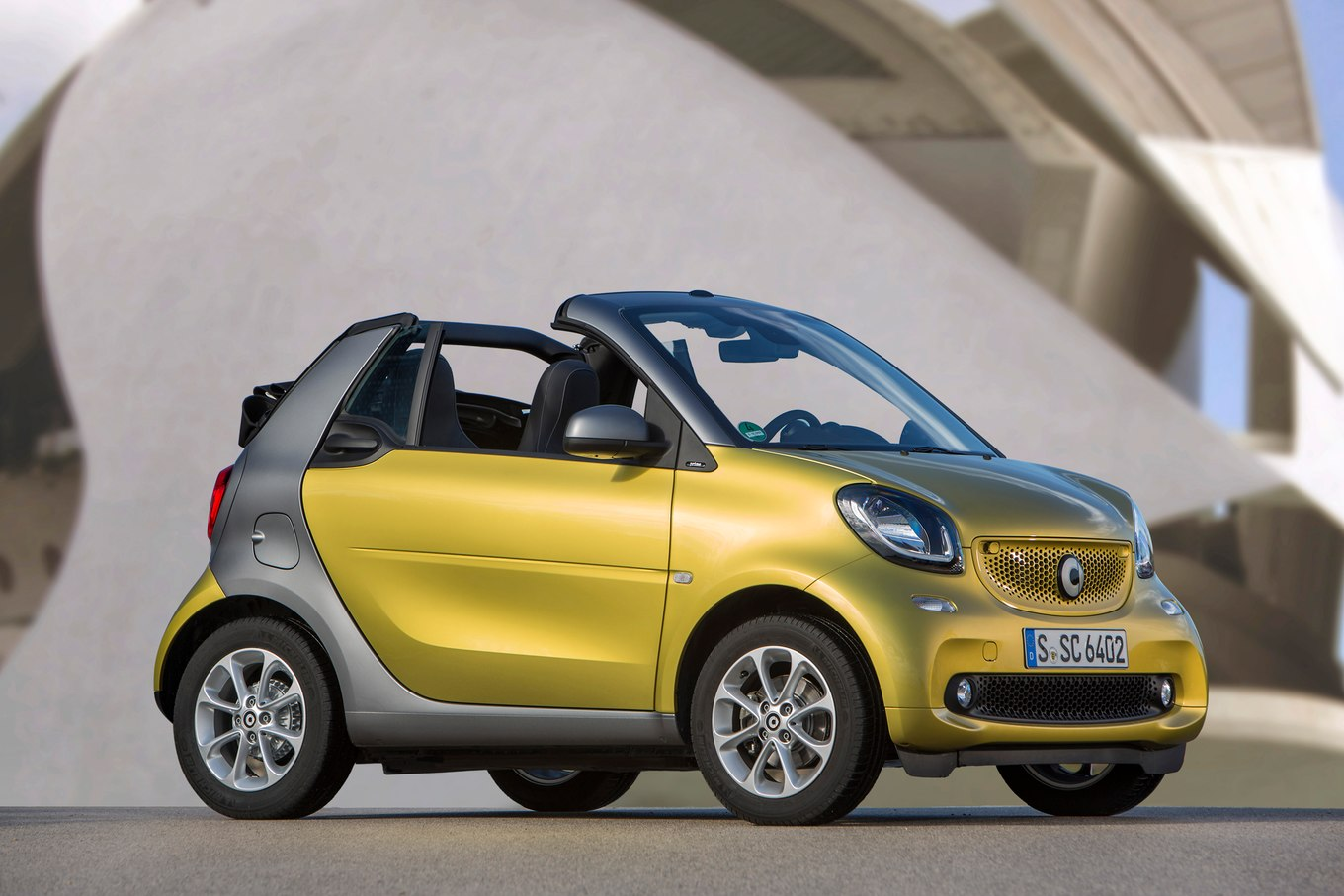 Smart fortwo photo - 3