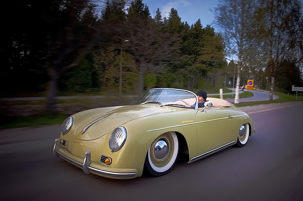 Speedster classic photo - 3