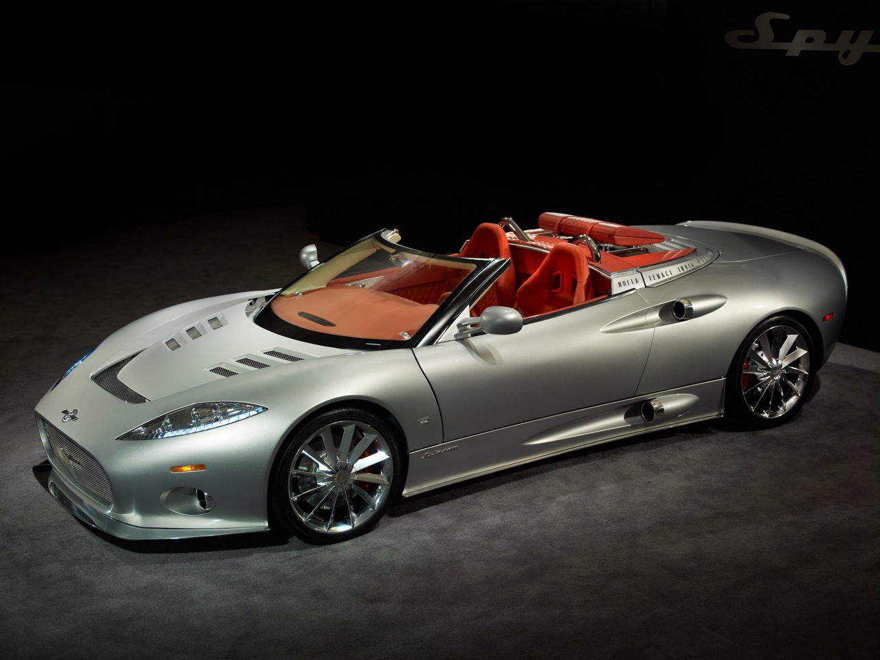 Spyker spyder photo - 1