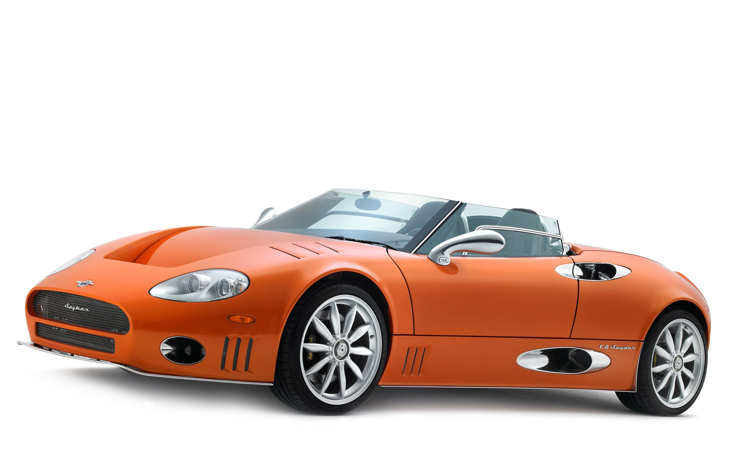 Spyker spyder photo - 10