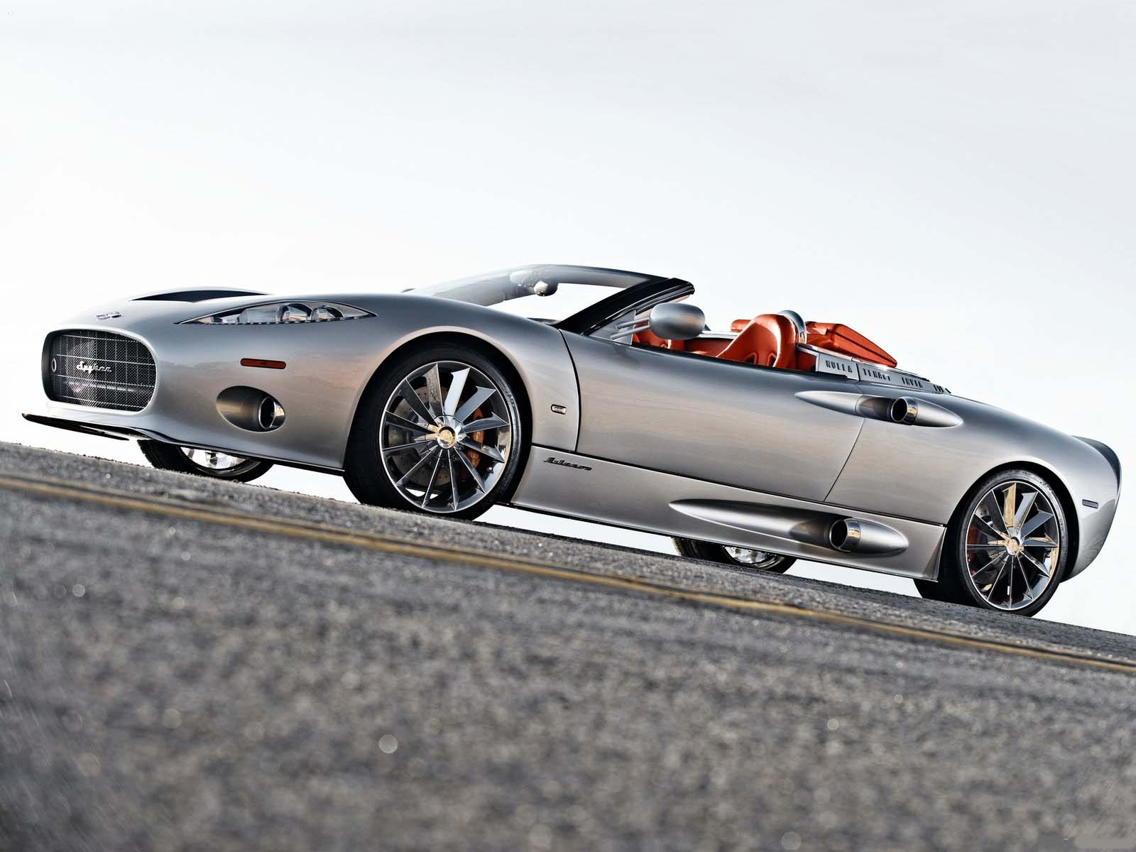 Spyker spyder photo - 2