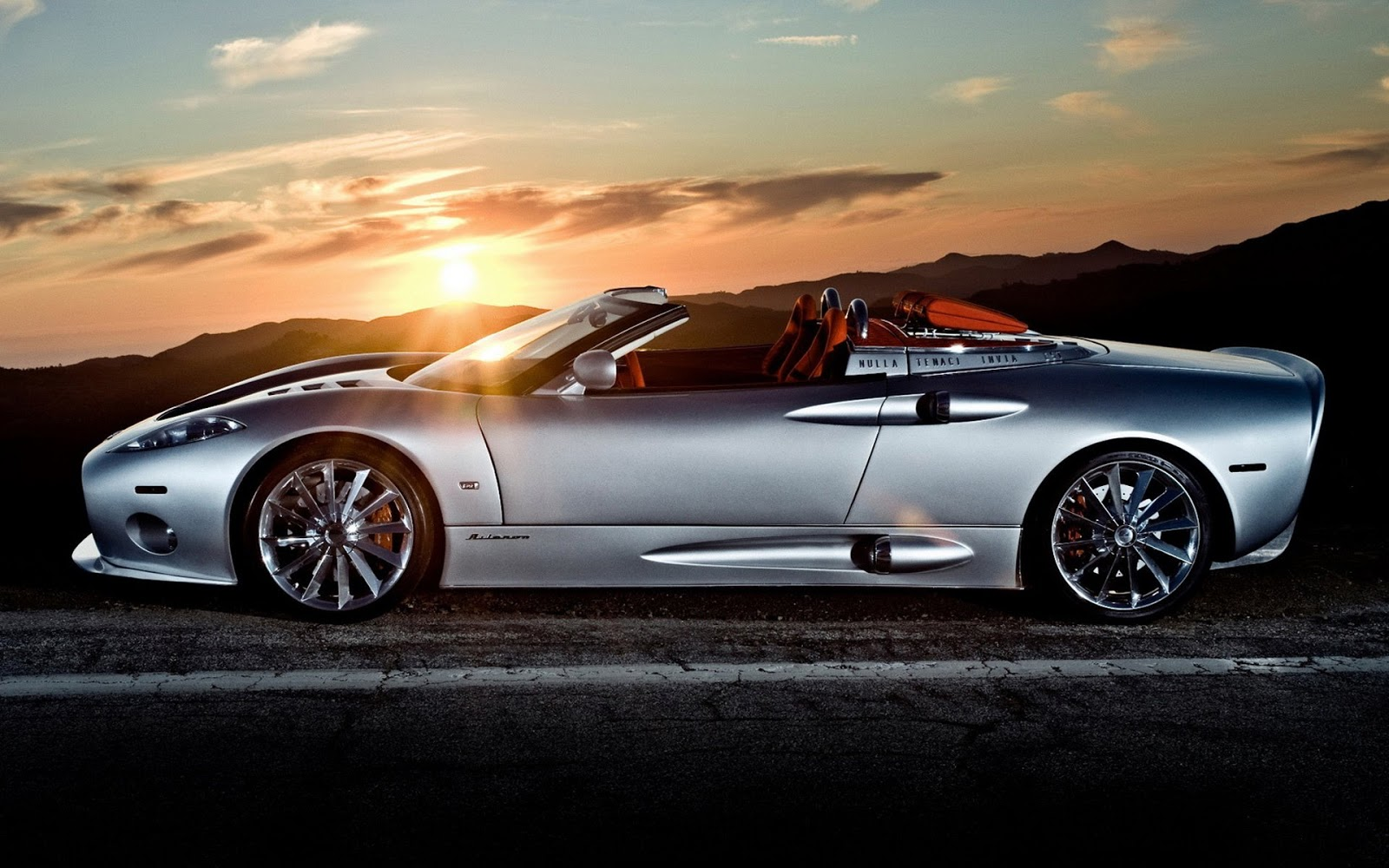 Spyker spyder photo - 3