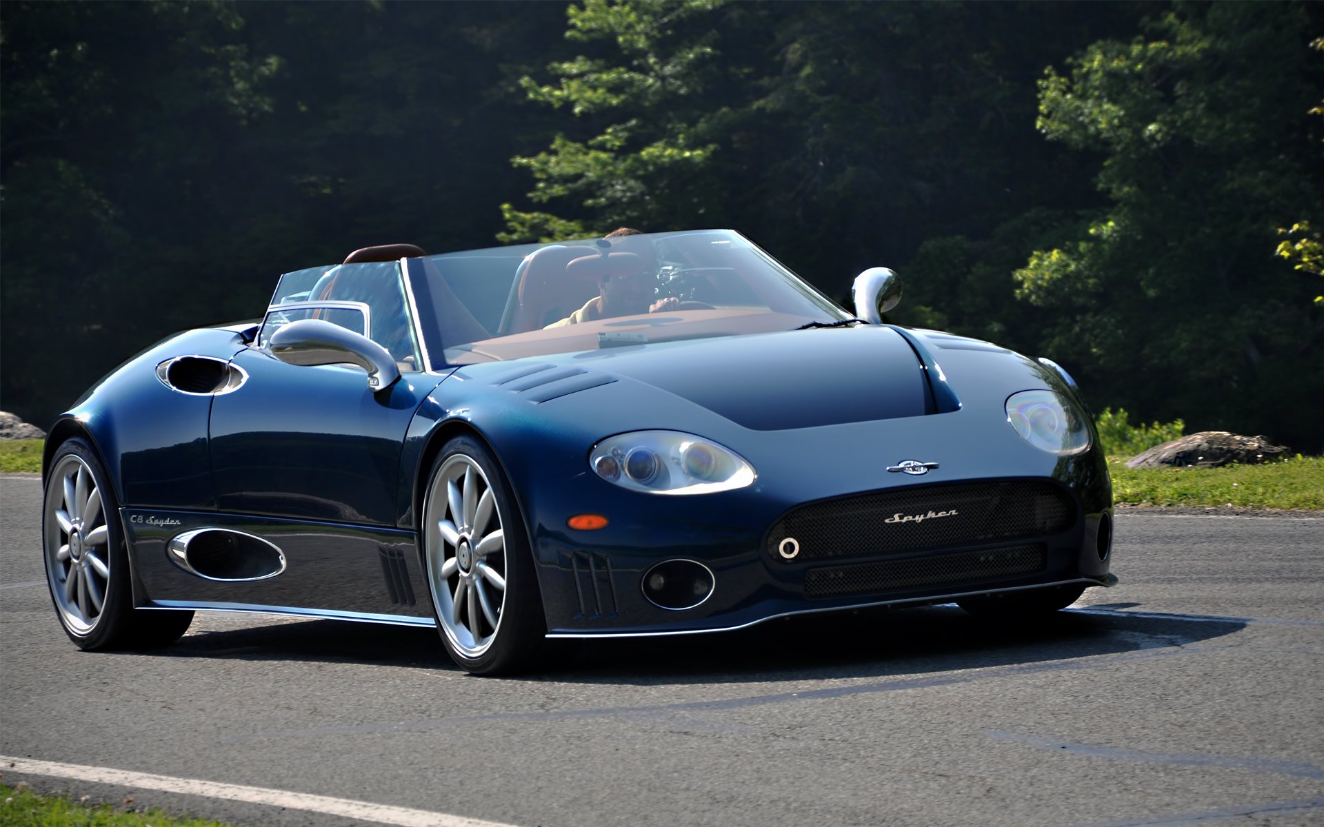 Spyker spyder photo - 4