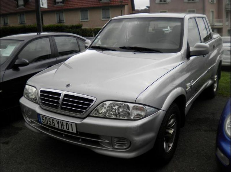 Ssangyong 2.9 photo - 1