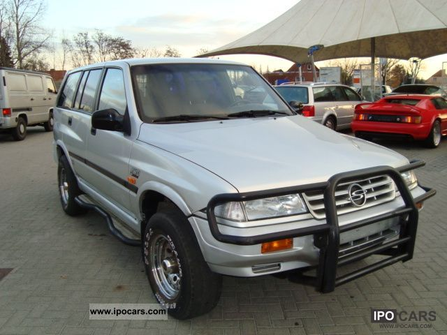 Ssangyong 2.9 photo - 2