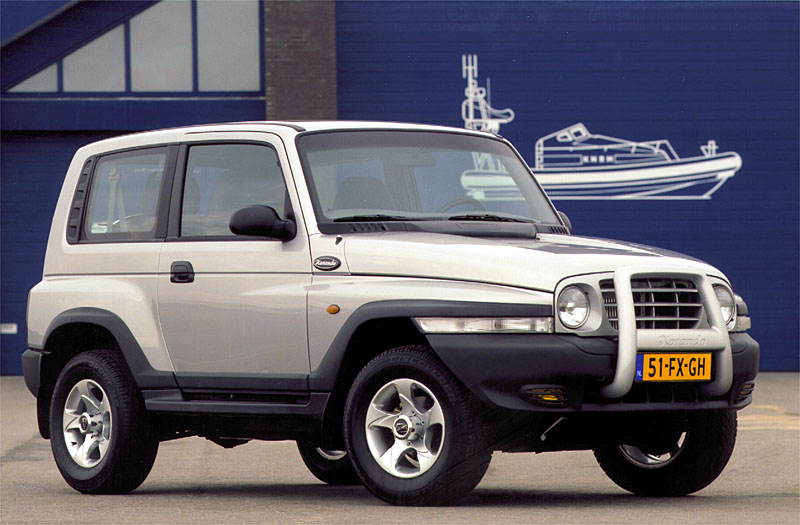 Ssangyong 2.9 photo - 6