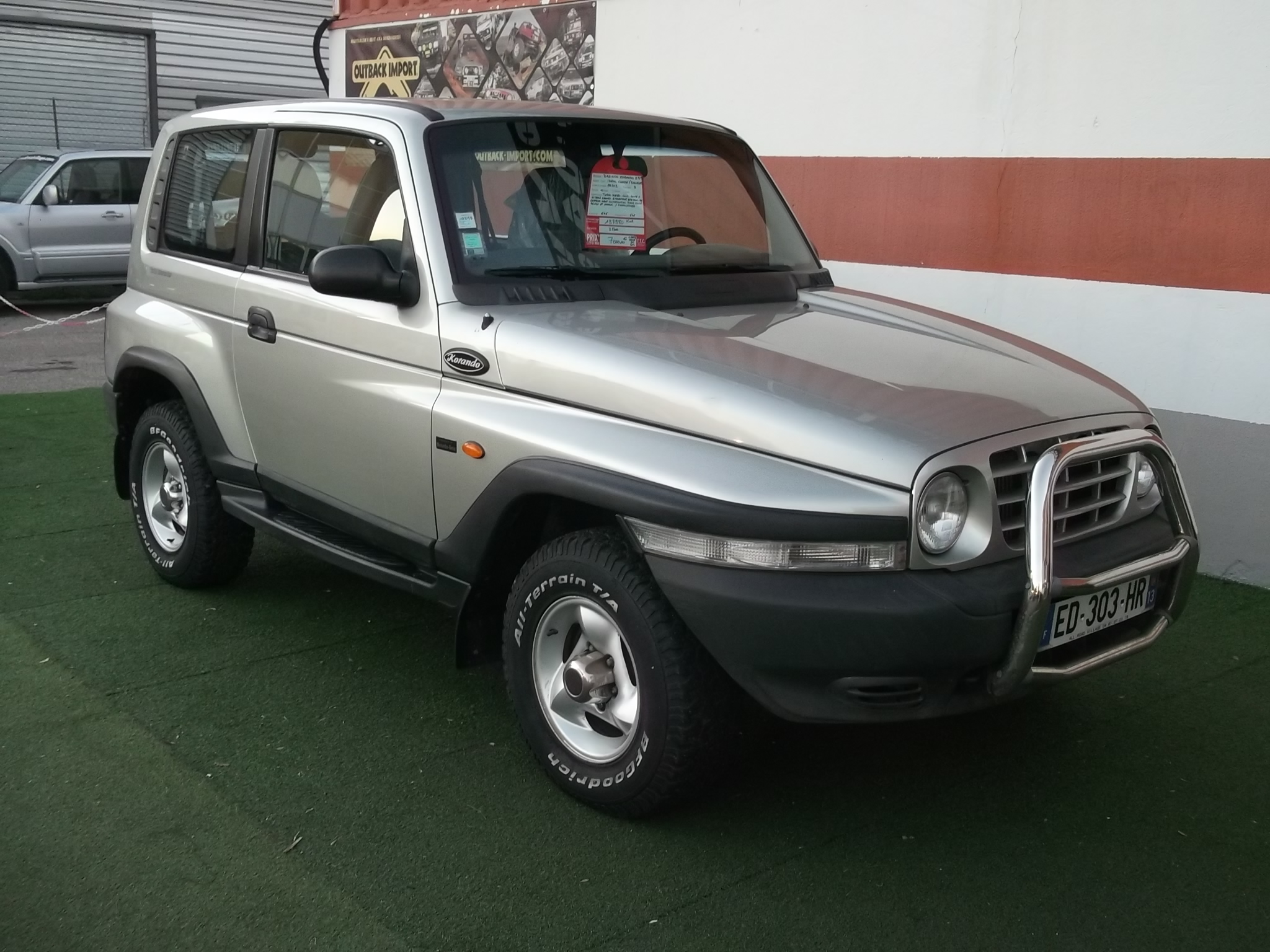 Ssangyong 2.9 photo - 8