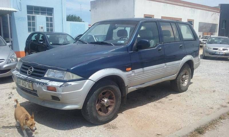 Ssangyong 2.9 photo - 9