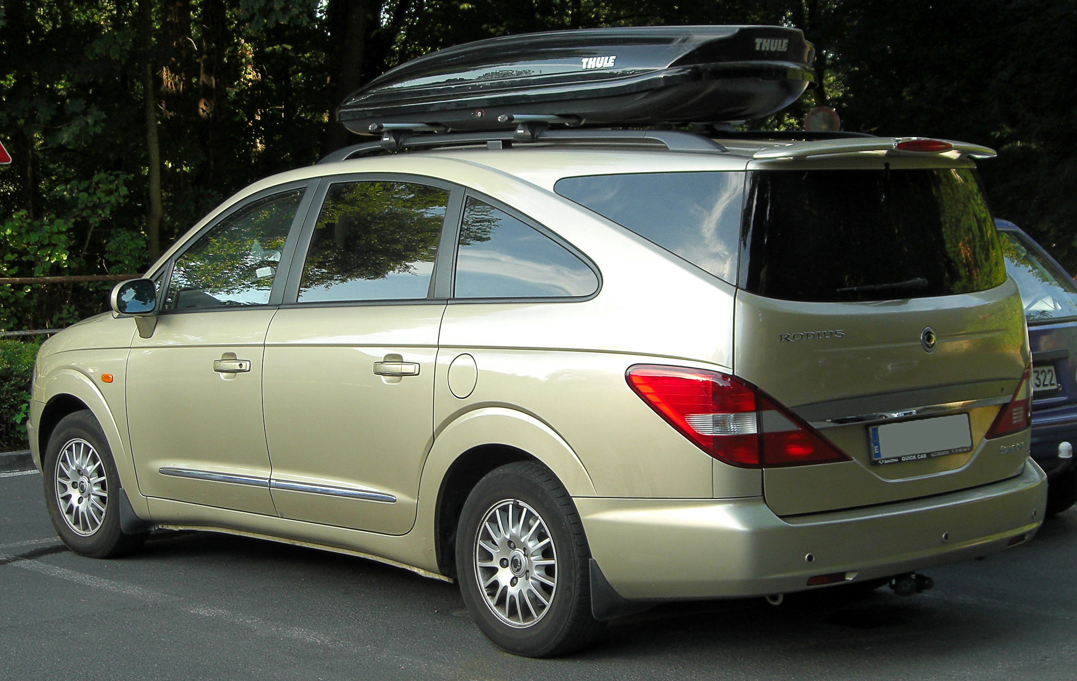 Ssangyong 270 photo - 1
