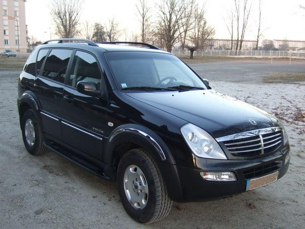 Ssangyong 270 photo - 10