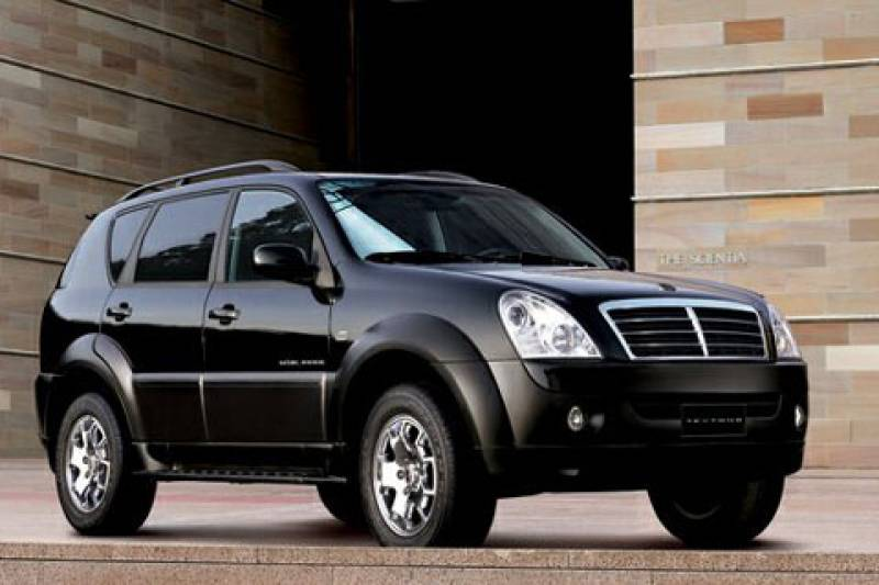 Ssangyong 270 photo - 6
