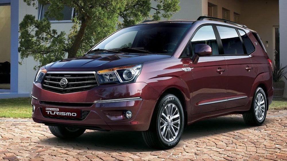Ssangyong stavic photo - 1