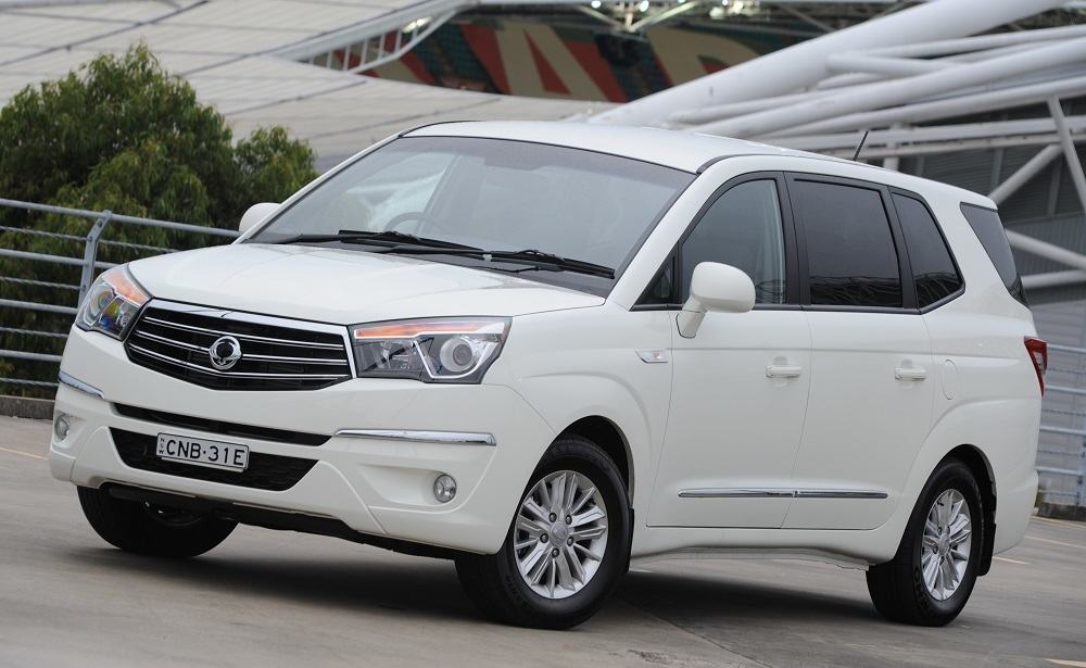 Ssangyong stavic photo - 10