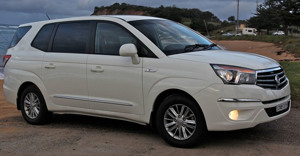 Ssangyong stavic photo - 2