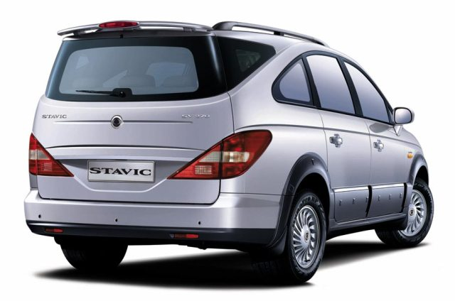 Ssangyong stavic photo - 5