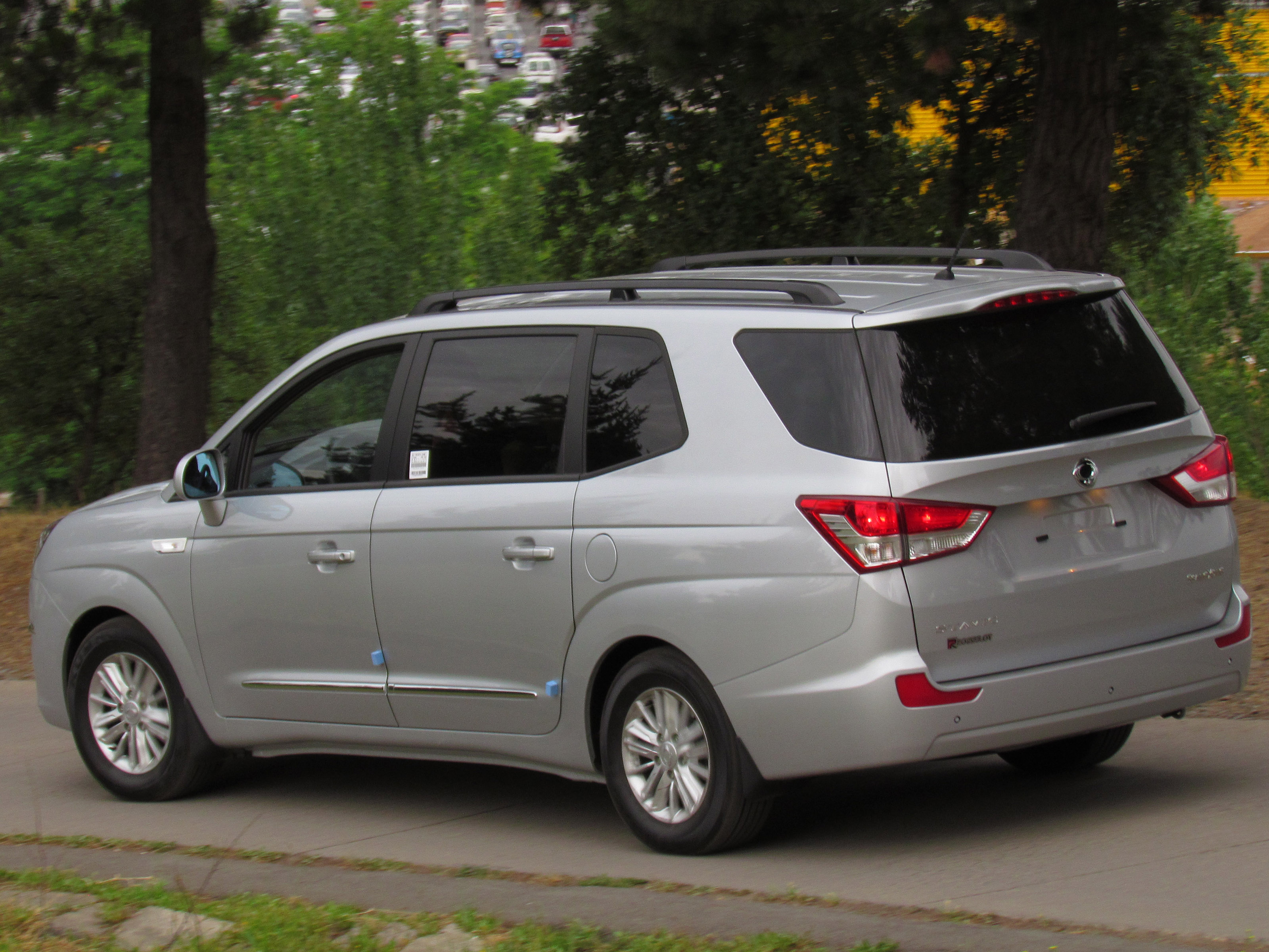 Ssangyong stavic photo - 6