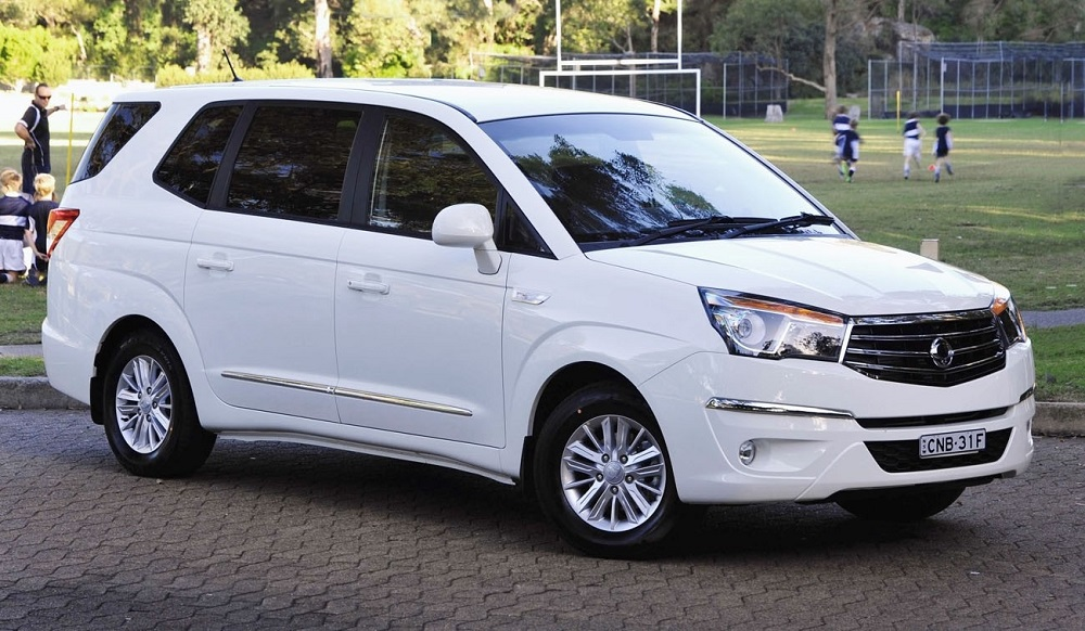 Ssangyong stavic photo - 7