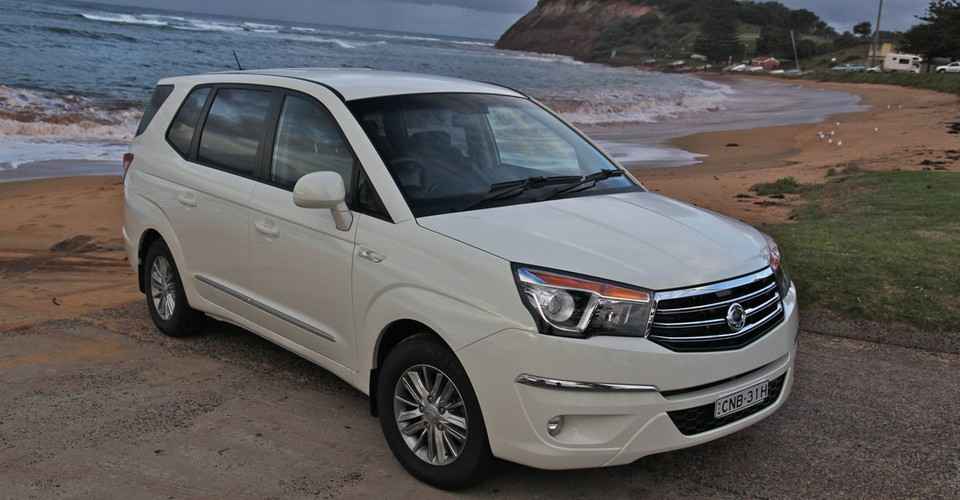 Ssangyong stavic photo - 8