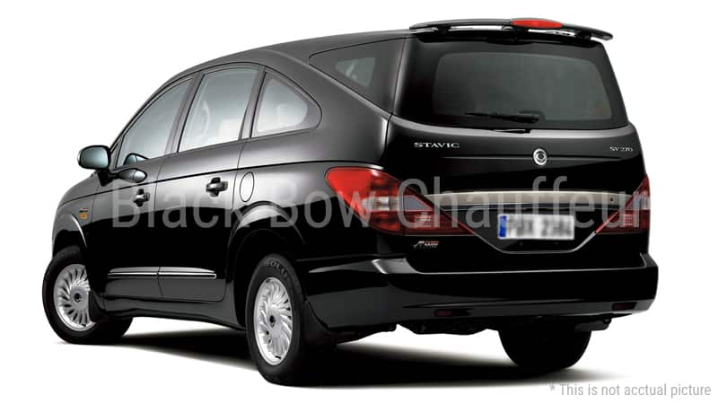 Ssangyong stavic photo - 9