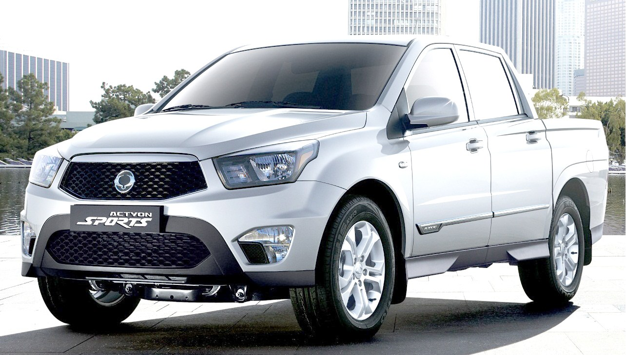 Ssangyong sy photo - 3