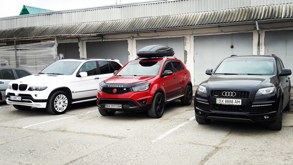 Ssangyong sy photo - 5