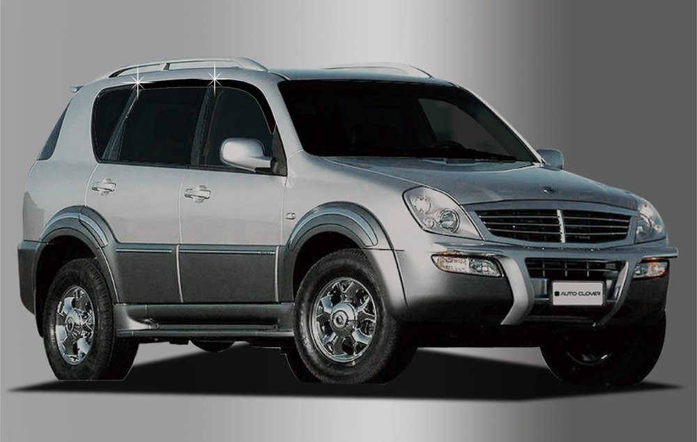 Ssangyong sy photo - 6