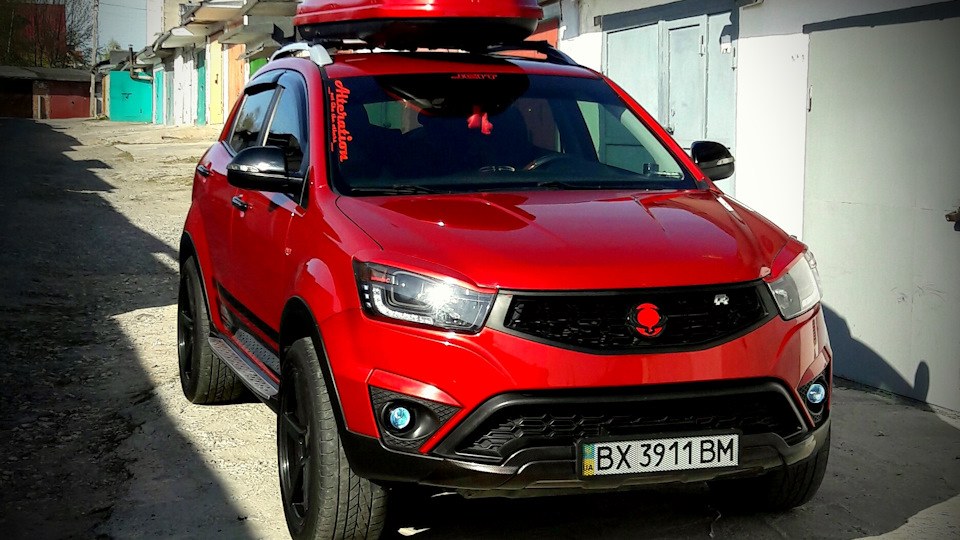 Ssangyong sy photo - 9