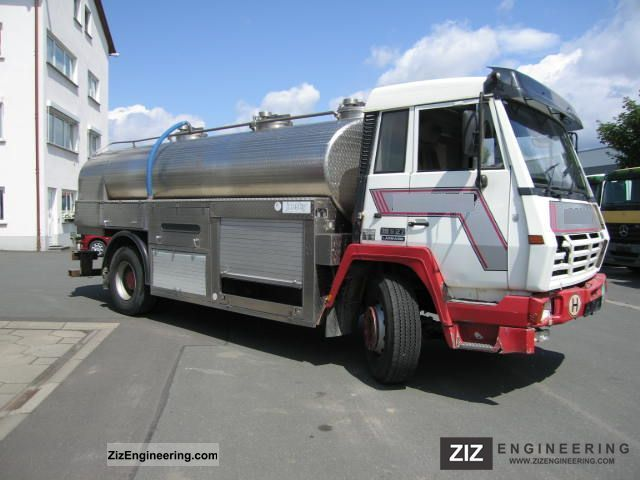 Steyr 19 photo - 8