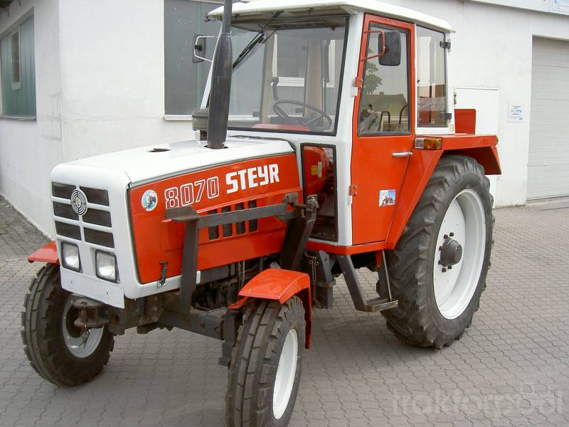 Steyr 200 photo - 10