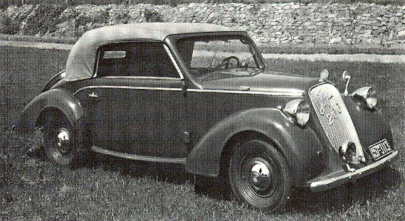 Steyr 200 photo - 4