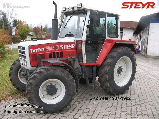 Steyr 250 photo - 1