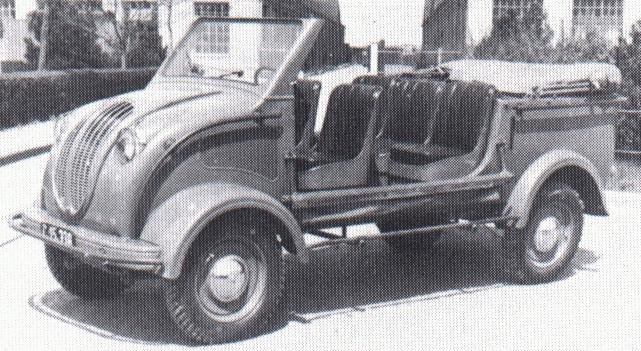 Steyr 250 photo - 2