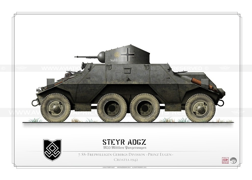 Steyr adgz photo - 6