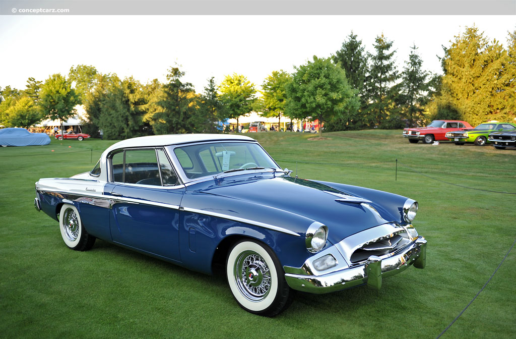 Studebaker 55 photo - 2