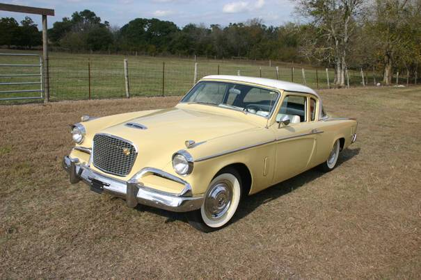Studebaker 55 photo - 3