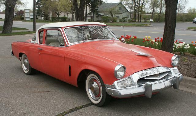 Studebaker 55 photo - 4