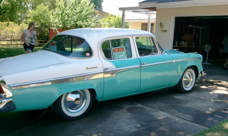 Studebaker 55 photo - 5