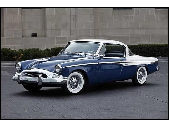Studebaker 55 photo - 6